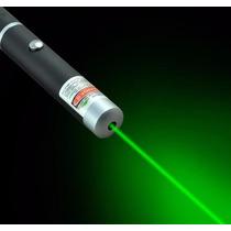 Caneta Laser Pointer Verde 5000mw - 6km - 5 Efeitos