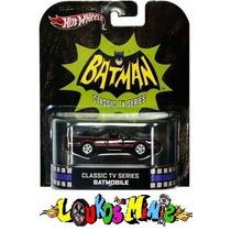 Hot Wheels Retro Batman Lacrado 1:64 Tenho Todos Da Série
