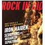 Ingresso Inteira Rock In Rio 2019 Dia Do Metal 04/10