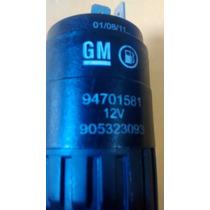 Bomba Do Reservatorio De Gasolina Original Gm Peça Nova