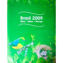 Ca-3012 - Colecao Anual De Selos Do Brasil - 2009