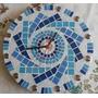 Relógio De Mosaico (tamanho - Grande)
