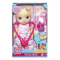 Baby Alive Cuida De Mim Loira B5159