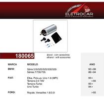 Bomba De Combustivel Alcool Fiat Elba, Uno 1.6, Tempra 2.0 1