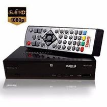 Conversor Tv Digital Hdtv Hdmi E Rca C/ Função Gravador Usb