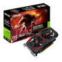 Placa De Vídeo Nvidia Asus Cerberus Geforce Gtx 10 Series Gtx 1050 Ti Cerberus-gtx1050ti-o4g Oc Edition 4gb Original
