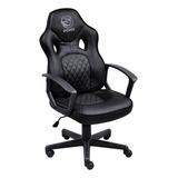 Cadeira De Escritório Pcyes Mad Racer Sti Master Gamer Full Black