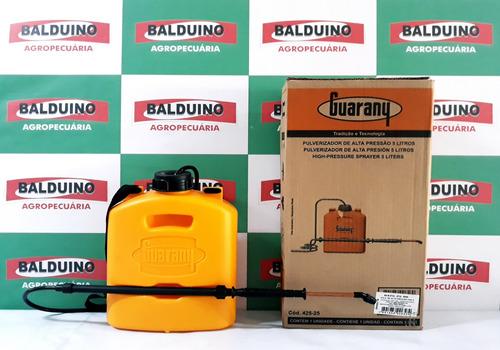 Bomba 5l Pulverizador 5 Litros Guarany Punheteira