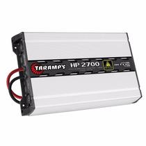 Módulo Amplificador Taramps Hp-2700 2700w Rms High Voltage