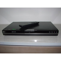 Gravador De Dvd Lg Rh397h Com Hdd De 160gb, Conexão Hdmi