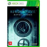 Jogo X360 Resident Evil: Revelations Br