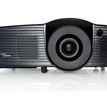 Projetor Optoma Hd141x Full Hd 3d 1080p 3000l 23000:1 Novo !