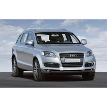 Sucata Retirar Peças Audi Q7 4.2 V8 - Air Bag/cambio/lataria