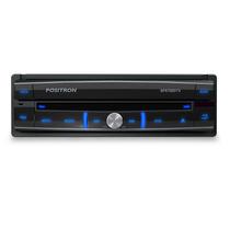 "Auto Rádio Positron Dvd Player Sp-6700dtv 7"" Retrátil/"