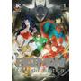Batman & A Liga Da Justiça - Mangá Da Dc