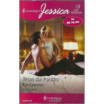 Livro Harlequin Jessica 2 Historias Ed.136