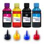 Kit Refil Tinta Epson 500ml - L200 L210 L355 L555 Bulk Ink
