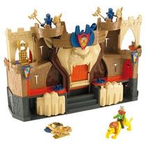 Castelo Do Leão Imaginext Medieval - Fisher Price