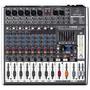 Mesa De Som Mixer Xenyx X1222 Usb Bivolt 12 Canais Behringer Original