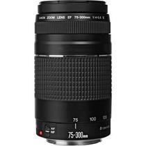 Lente Objetiva Canon Ef 75-300mm F/4-5.6 Iii