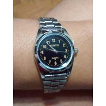 Kit 2 Relógio Pulso Feminino Oriemtie Analogico Luxo Cores