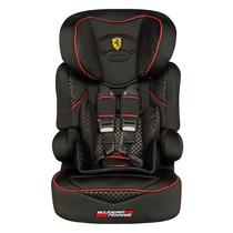 Cadeira Auto Beline Ferrari Blalck 9 A 36kg Poltrona Inmetro