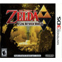 The Legend Of Zelda A Link Between Worlds - 3ds Novo Lacrado Original