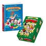 Gibi Disney Especial Natal Box   Capa Dura Culturama Original