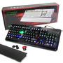 Teclado Mecanico Ghost Gamer Iluminado Led Jogo Online T24