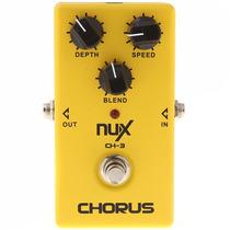 Pedal Vintage Chorus Ch3 Nux