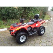 Quadriciclo Can Am Brp 400 Max 4x4 Igual A Okm!!