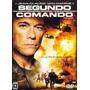 Dvd Segundo Em Comando -van Damme- Original - Novo - Lacrado