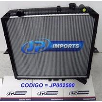 Radiador Kia Bongo K2500 8v Apos 2008 253104e400m Jp002500