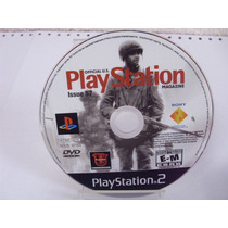 Official Us Playstation Magazine Demo Ps2 Original Raro