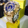 Relógio Invicta 6471 Excursion Reserve Pro Diver Driver Top