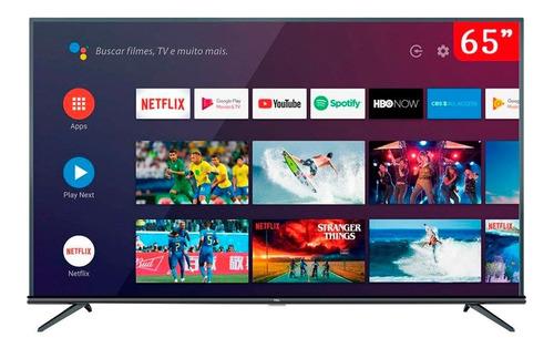 Smart Tv Tcl 4k 65  65p8m