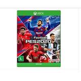 Football Pes 2020 Para Xbox One Mídia Física Frete Grátis!!!