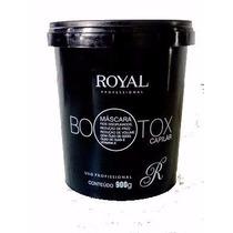 Botox Capilar Royal Promax Pronta Entrega + 1 Oleo De Argan