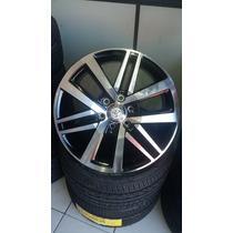Roda Toyota Hilux Sw4 2016 Aro 20 6x139 Srx At Ranger L200