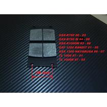 Pastilhas Traseiras Suzuki Gsx750w Hayabusa Tl1000 Gsxr 1000