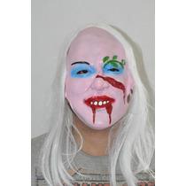 Queima De Estoque!!! Máscara Peruca Importada Terror Monstro
