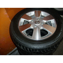 Rodas Aro15 Sem Pneus Nissan Tida, Versa , Sentra