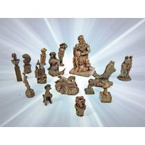 Kit 10pçs Estátuas, Esculturas Escala Ho 1/87 Hbm131