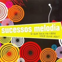 Cd Sucessos Melodia 5 C/ Claudinho Maciel Com. De Nilópolis