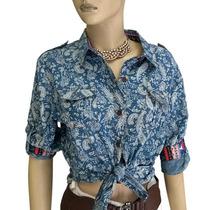 Camisa Blusa Feminina Manga Longa Comprida
