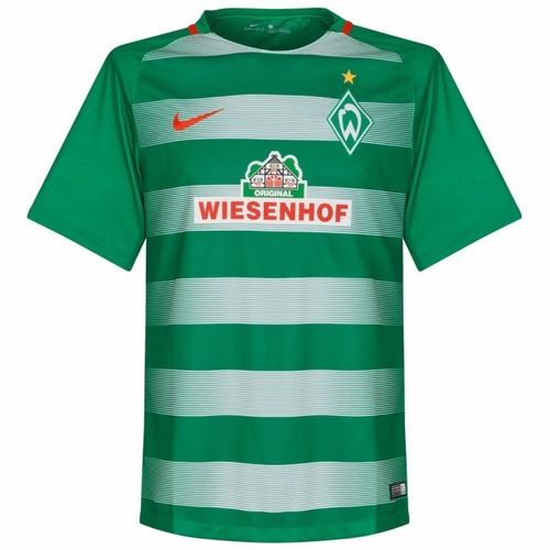 264be45351 Camisa Werder Bremem Home 16-17 Importada