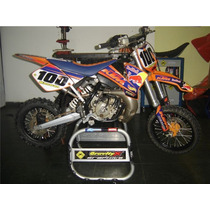 Kit Adesivo Ktm Sx 65 2002/2012 Gravity-x