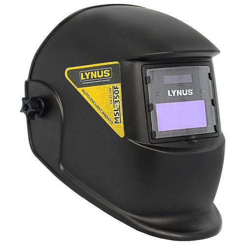 Mascara De Solda Escurecimento Automatico Fixa 3 A 11 Lynus ec59458279