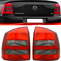 Lanterna Astra Sedan 2007 2008 2009 2010 2011 09 10 11 Fume