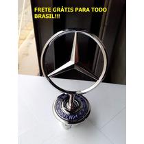 Emblema De Capo Mercedes W210 Serie C, E, Clk Pronta Entrega